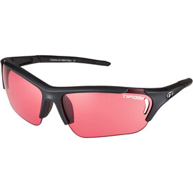Tifosi Radius FC Glasses matte black - high speed red fototec